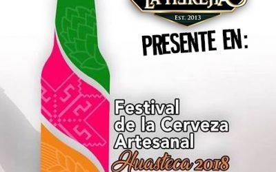 Festival de la Cerveza Artesanal Huasteca Beer Fest 2018